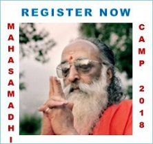 Mahasamadhi Camp 2018